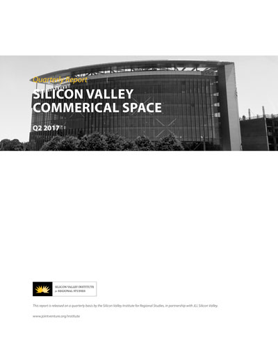 Silicon Valley Commercial Space Q2 2017 cover