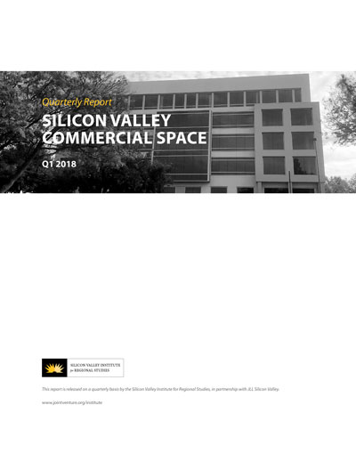 Silicon Valley Commercial Space Q1 2018 cover