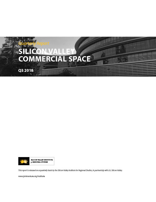 Silicon Valley Commercial Space Q3 2018 cover